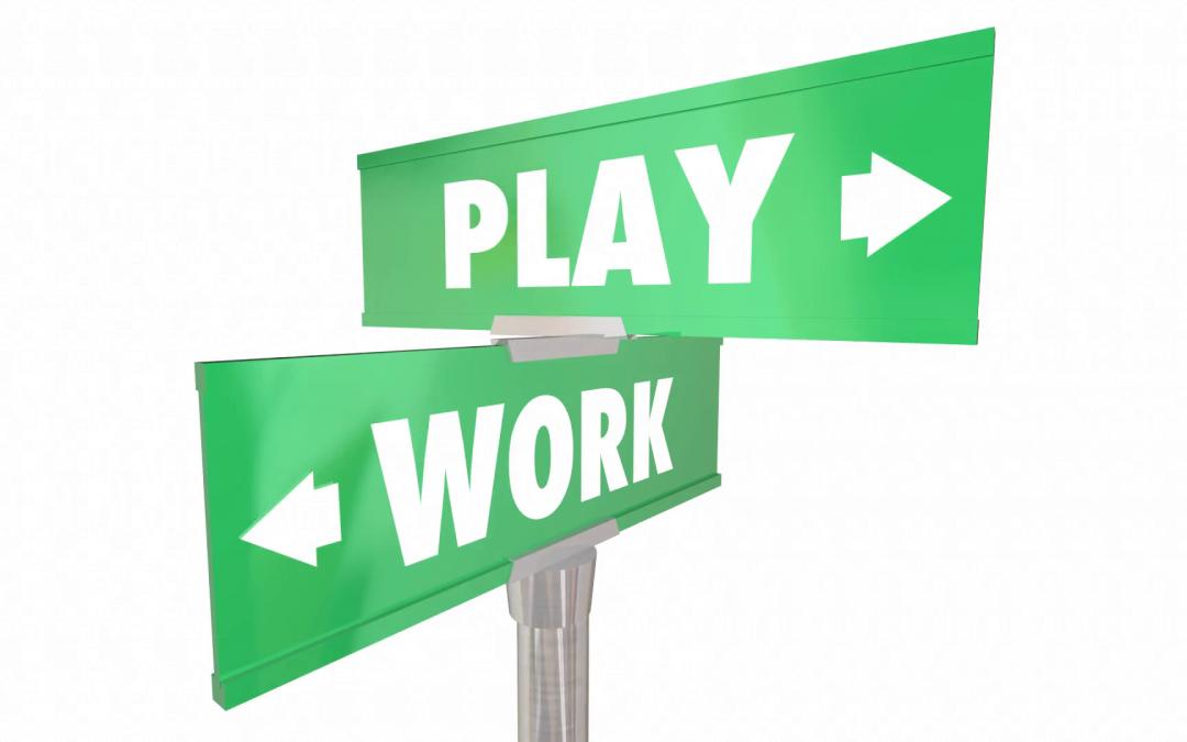 Renewing Yourself: Work vs. Play